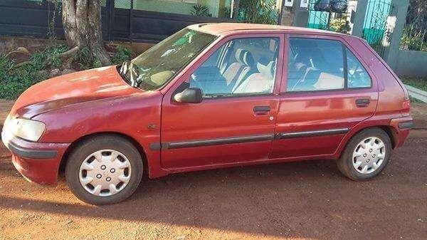Peugeot 106 1998 - 1000 km