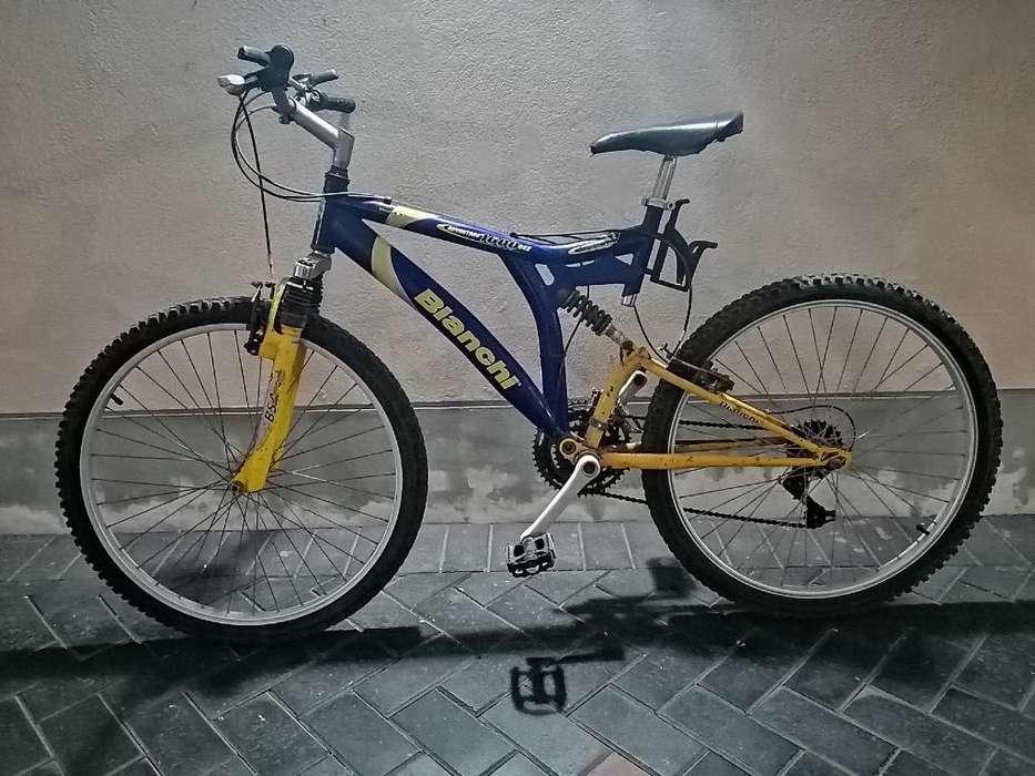Bicicleta Montañera Bianchi 400