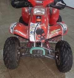 Cuatriciclo Honda Trx 300