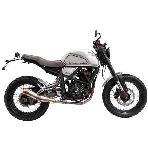 Daytona DY250 Scrambler Japon Motos