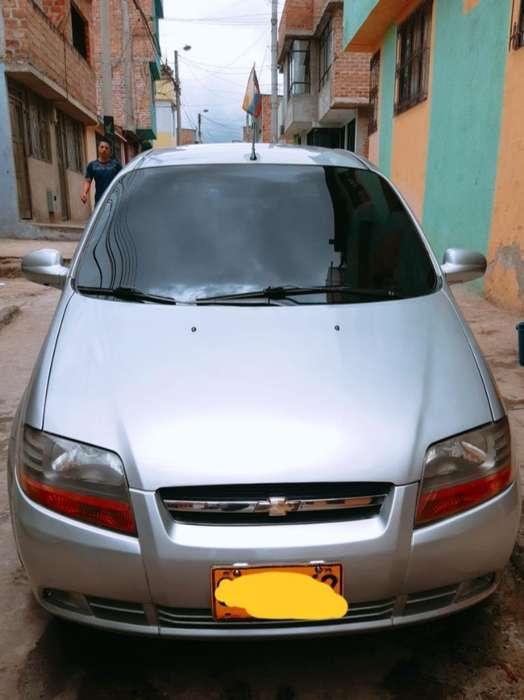 Chevrolet Aveo 2006 - 170 km