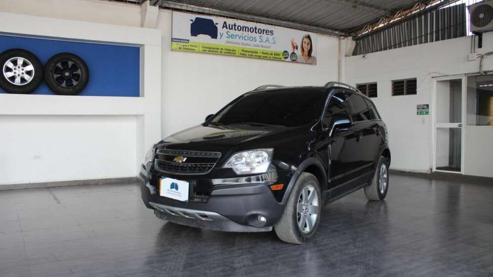Chevrolet Captiva 2011 - 81000 km