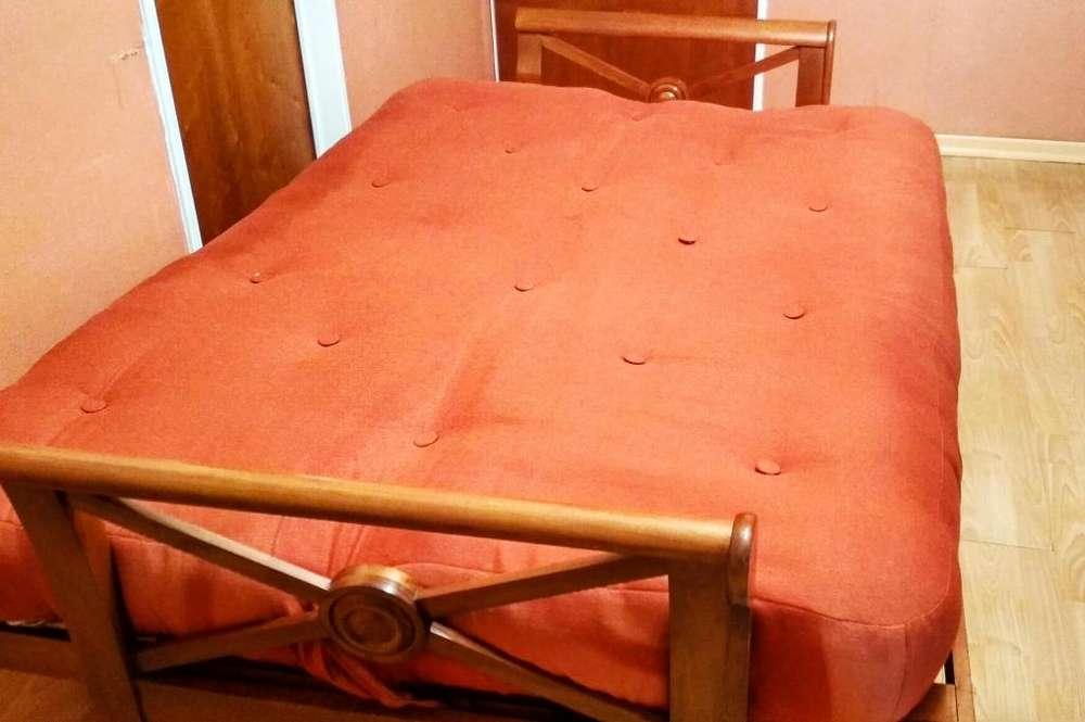 Futon 3 cuerpos sofa cama