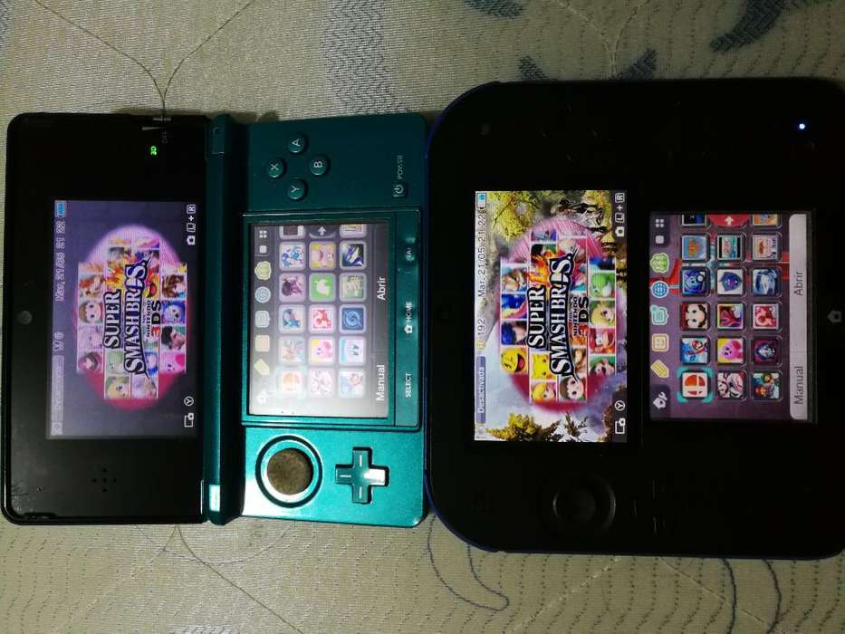 Cambio 2ds Y 3ds Old por Un Ps3 O New3ds