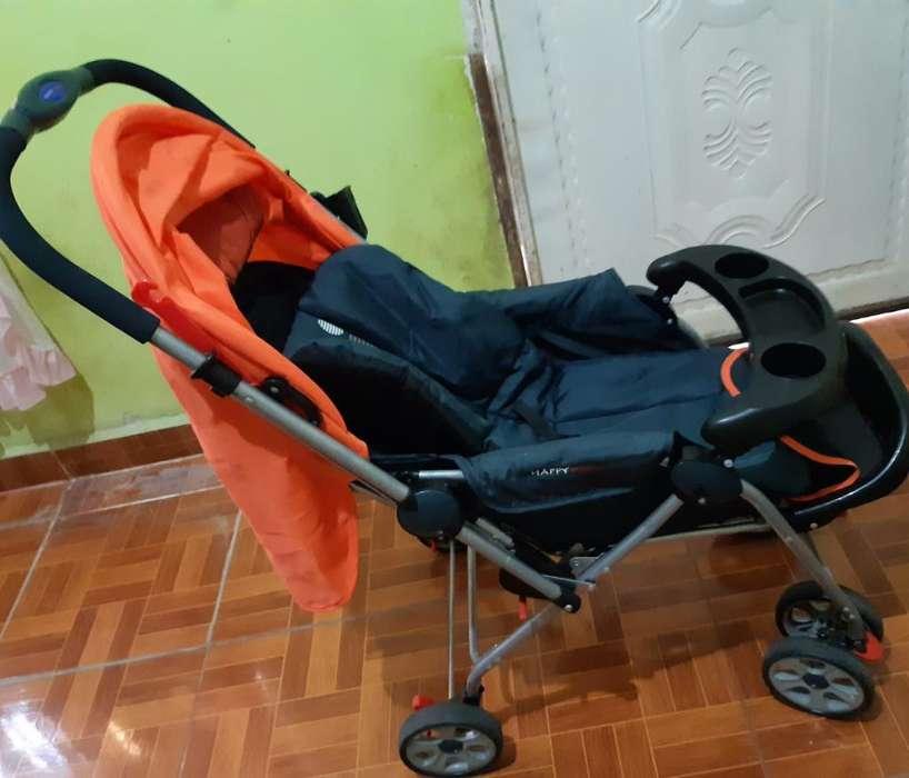 Coche para Bebe Unisex Marca Happy Baby