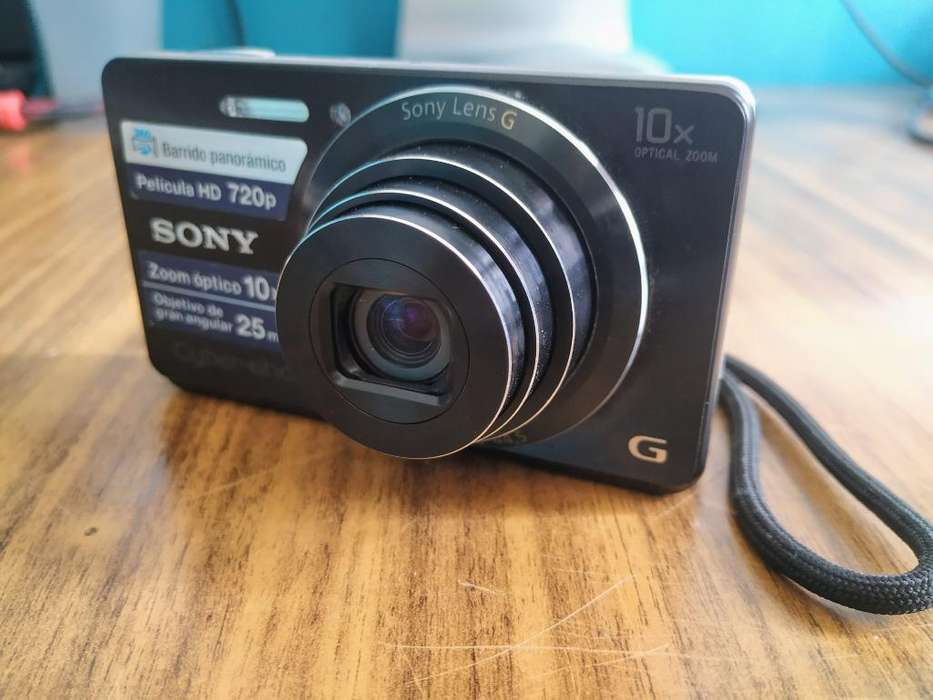 Cámara Sony Cybershot 16.1 Mp Dscw960