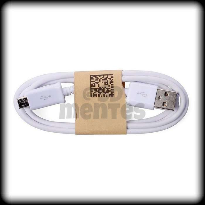 CABLE USB A MICRO USB V8 ECONÓMICO CELULAR