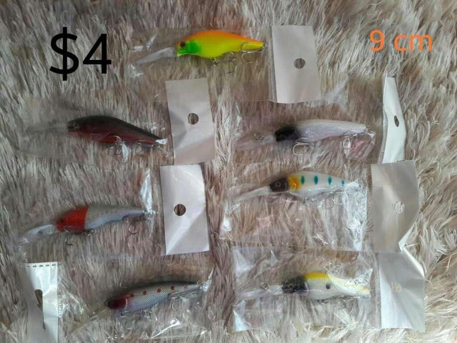 Señuelos de <strong>pesca</strong> Tipo Rapalas