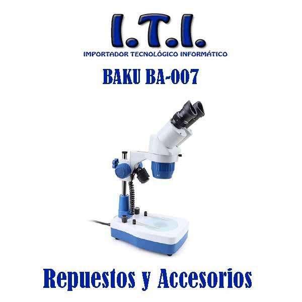 Microscopio Baku BA-007