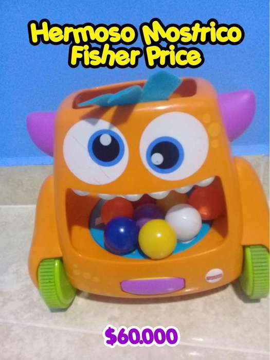 mostrico fisher price