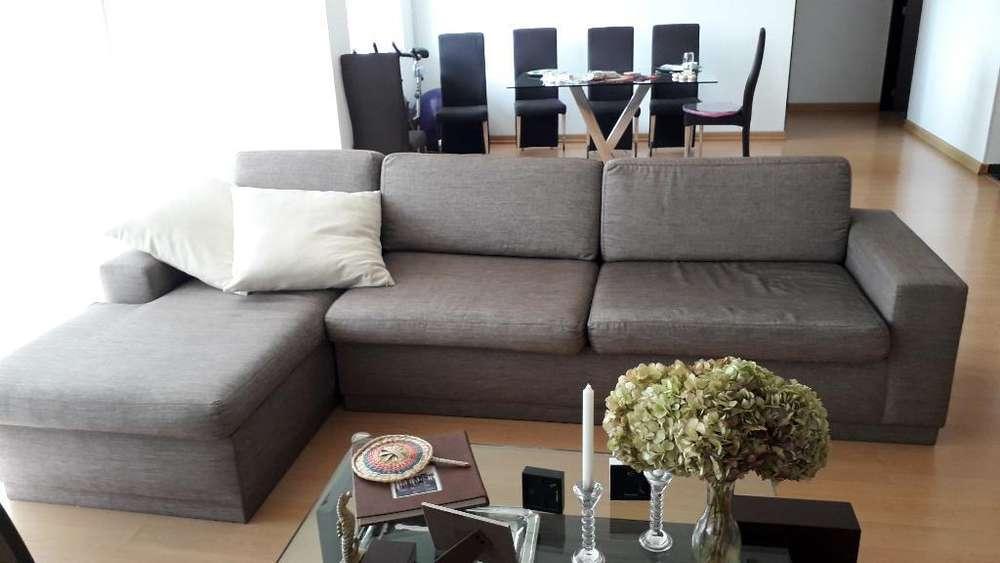 Vendo Sofa Cama 4puestos en L.
