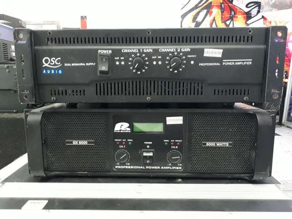 Amplificador Original Gx6000