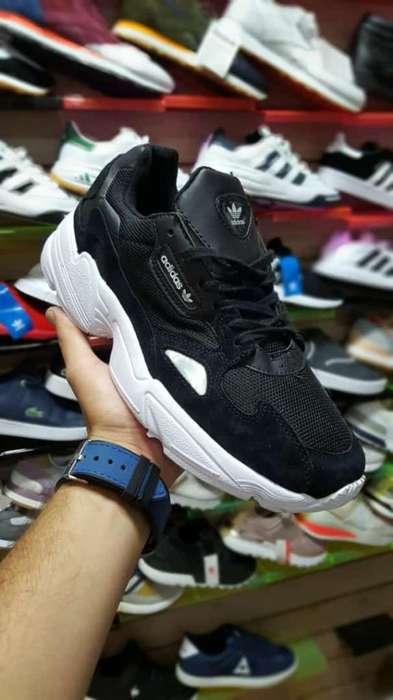 Zapatillas Adidas Falcon Dama Hombrey