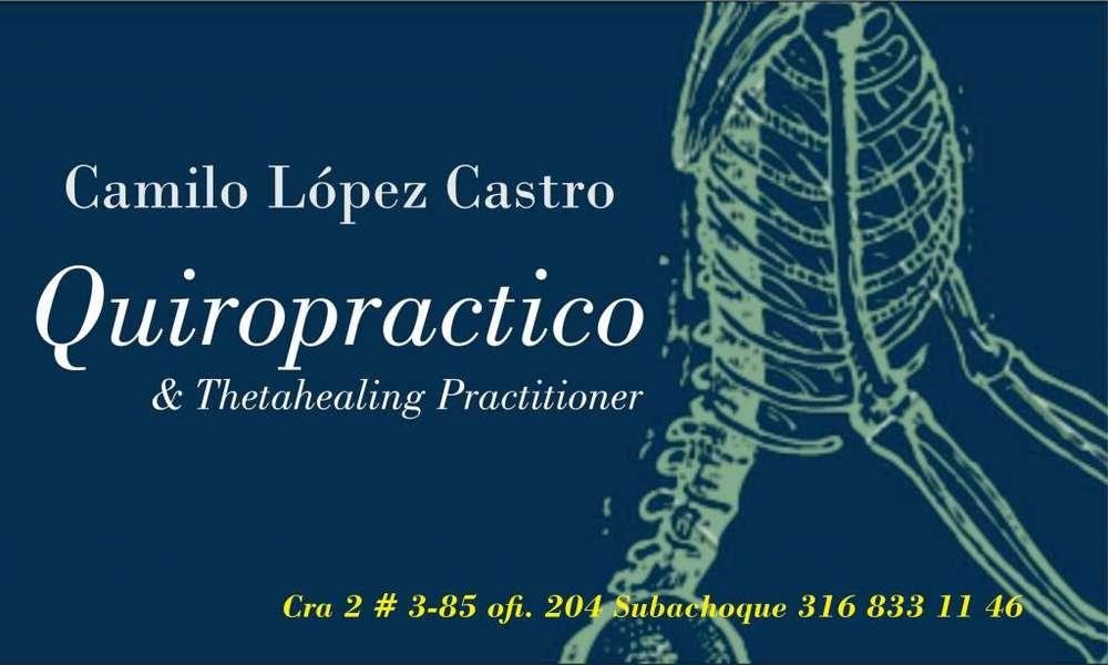 Quiropraxia y homeopatia