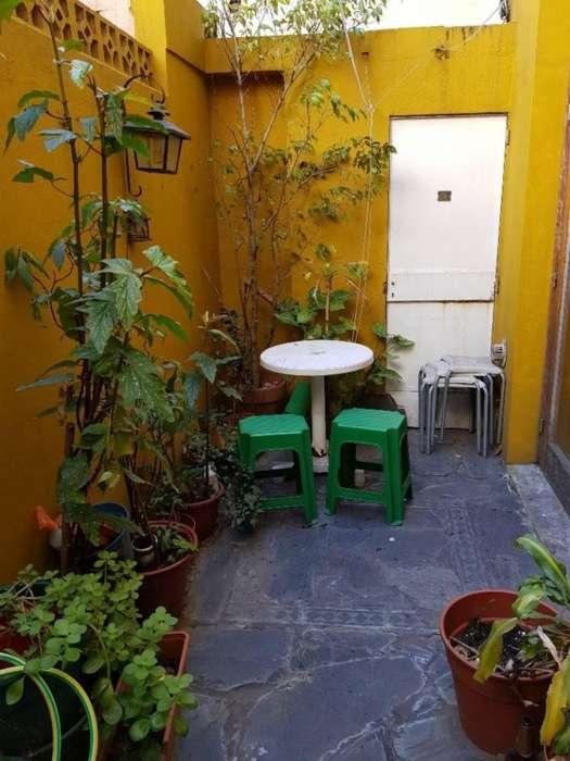 Hidalgo 1200 - Villa Crespo - Alquiler Temporario - 2 Ambientes y medio con Patio