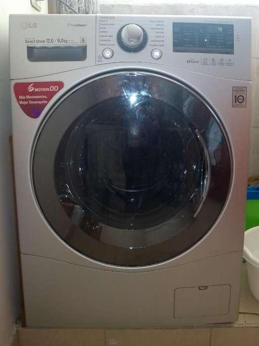 Lavadora Secadora Lg 6 Kilos