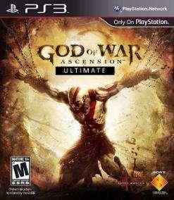 Vendo juego fisico y nuevo de God Of War Ascension para PS3