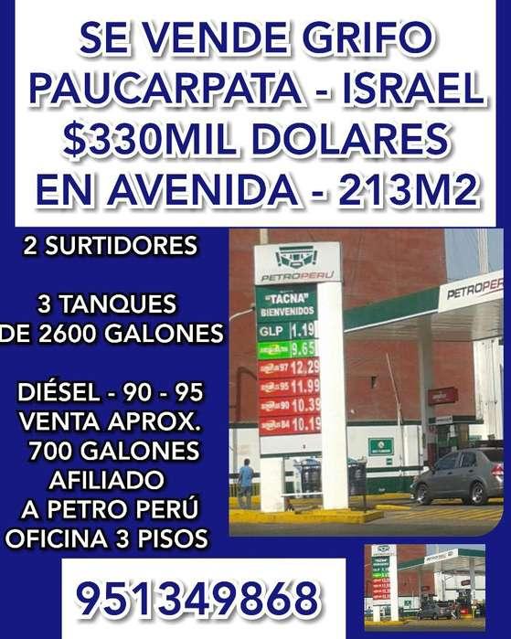 Se Vende Grifo Petro Perú Paucarpata