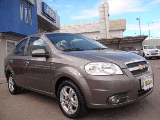Chevrolet Aveo 2015 - 47000 km