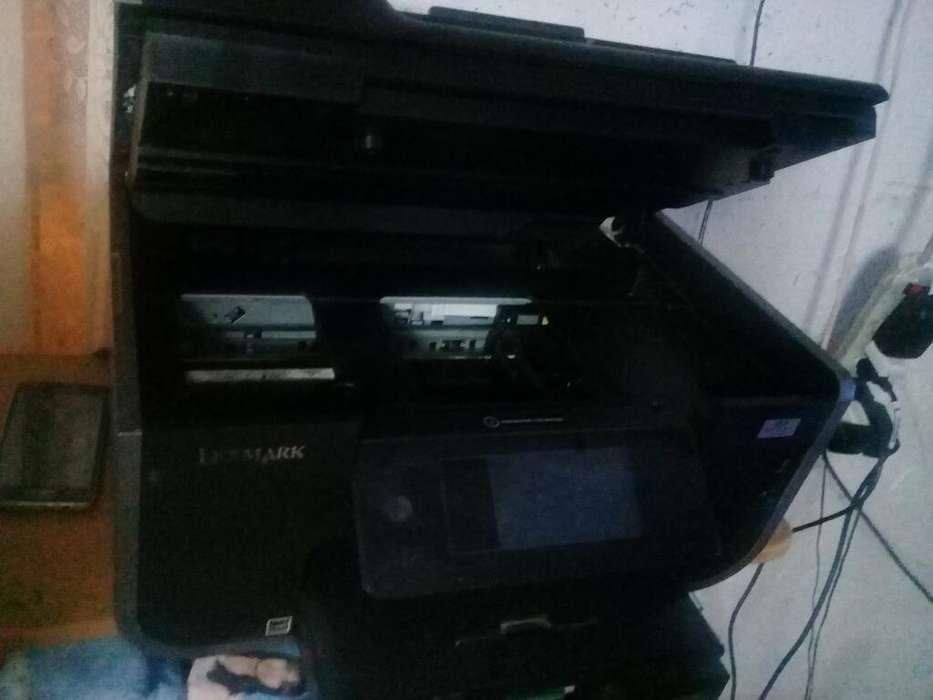Impresora Lexmark Pro 901