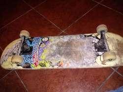 Skate Woodoo Muy Buen Estado