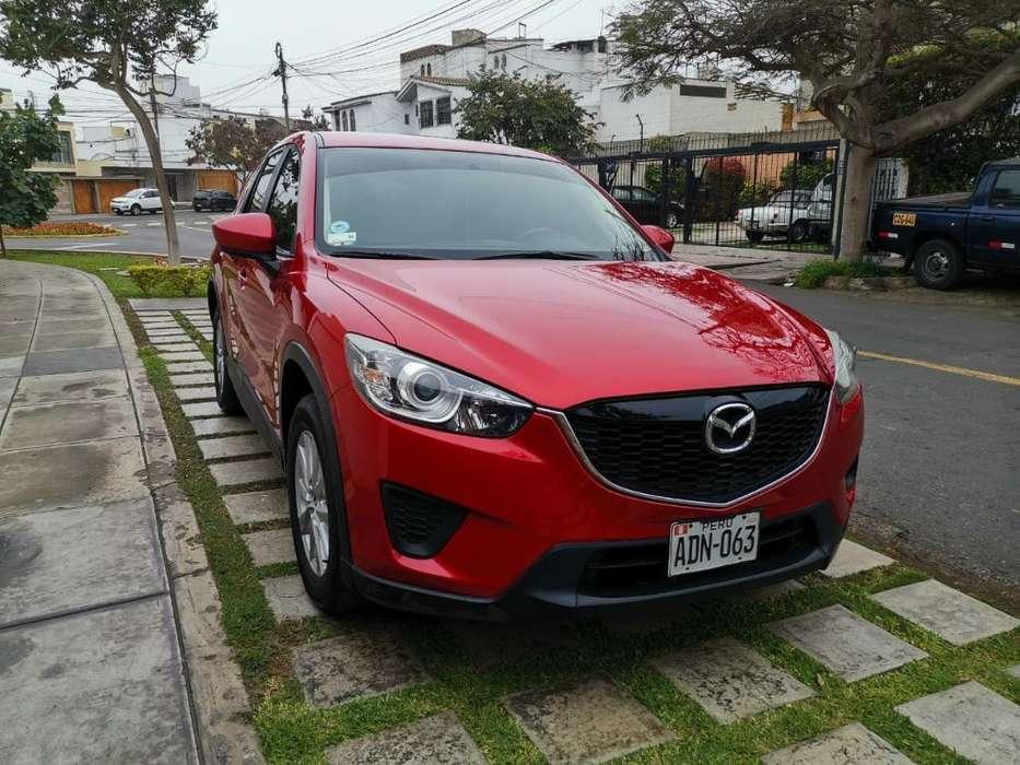 Mazda CX5 2015 - 64300 km