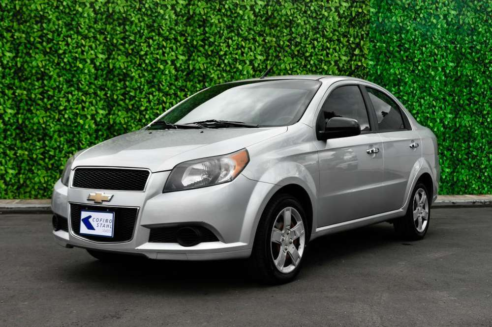 <strong>chevrolet</strong> Aveo 2014 - 99404 km