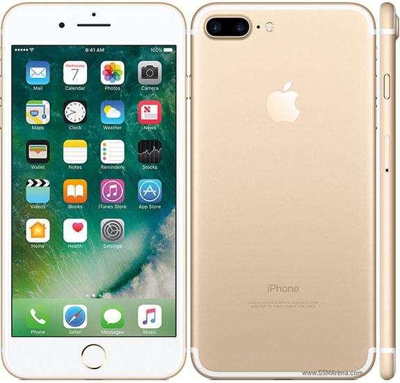 Iphone 7 plus de 32gb Disponible Negro Mate Tienda San Borja. Garantía.