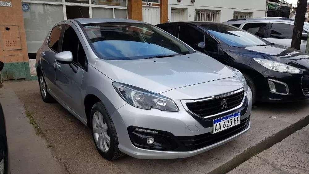Peugeot 308 2016 - 55000 km