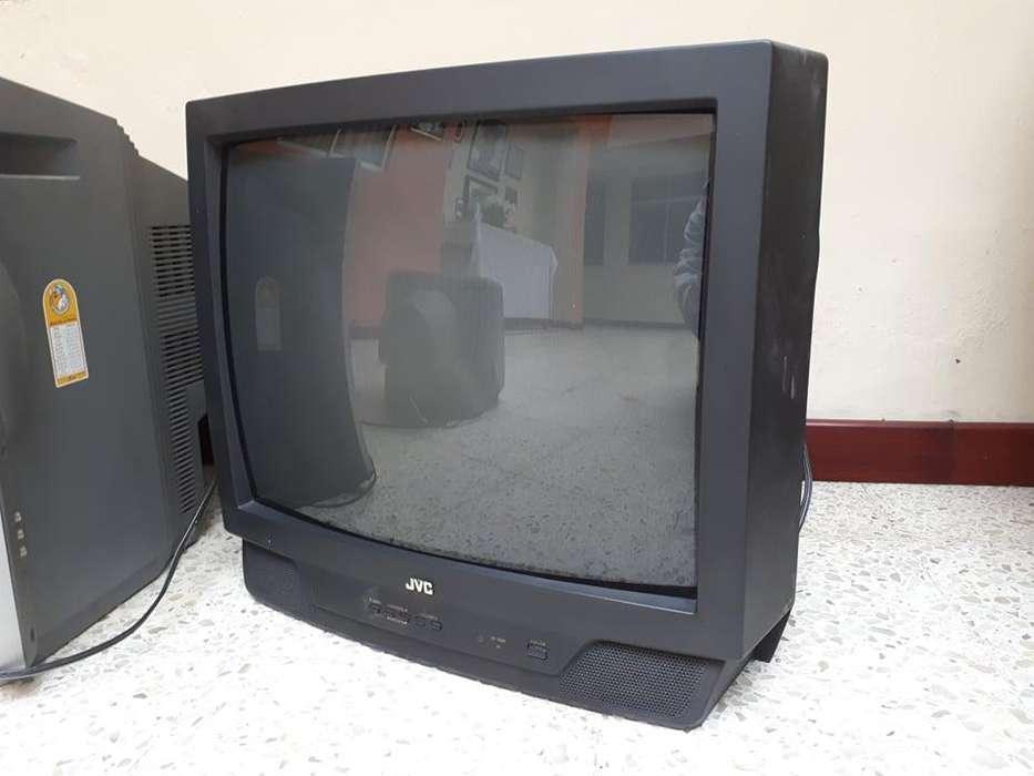 2 televisores JVC, precio por cada uno