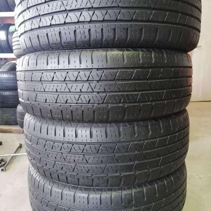 4 Neumáticos Continental 195 60 16