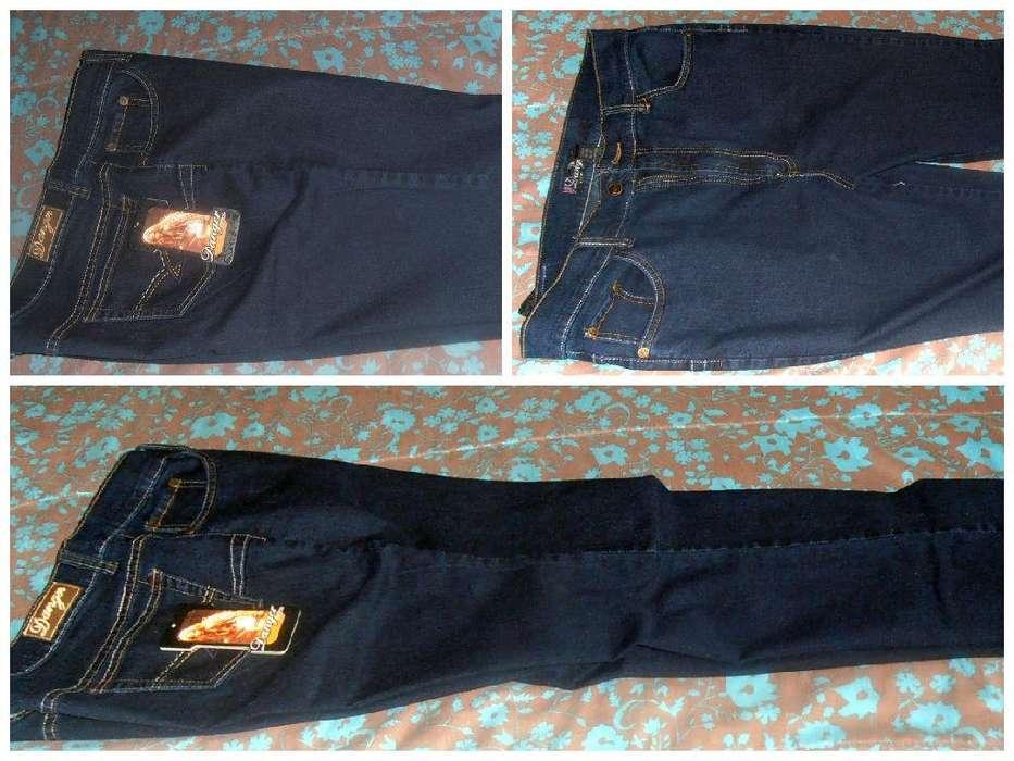 Pantalón jean para dama