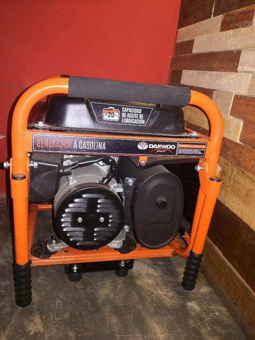 Generador a Gasolina