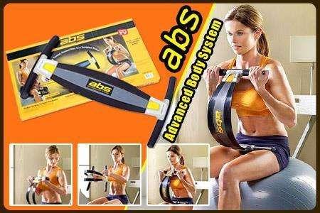 Ejercitador Abdominales Abs Advanced Body System...DOMICILIO GRATIS...PRODUCTOS NUEVOS