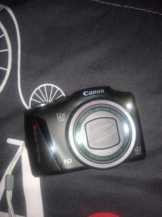 Vendo Camara Canon Sx 150 Is