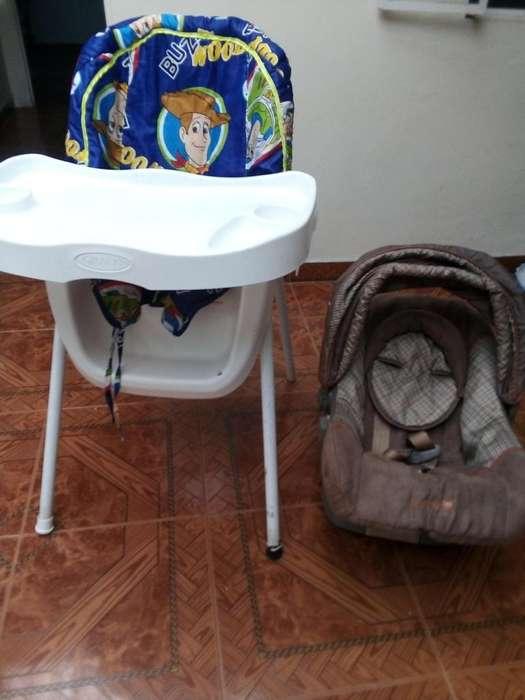 sillas para bebe