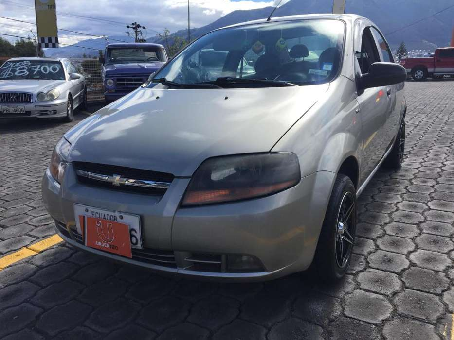 Chevrolet Aveo 2010 - 203000 km