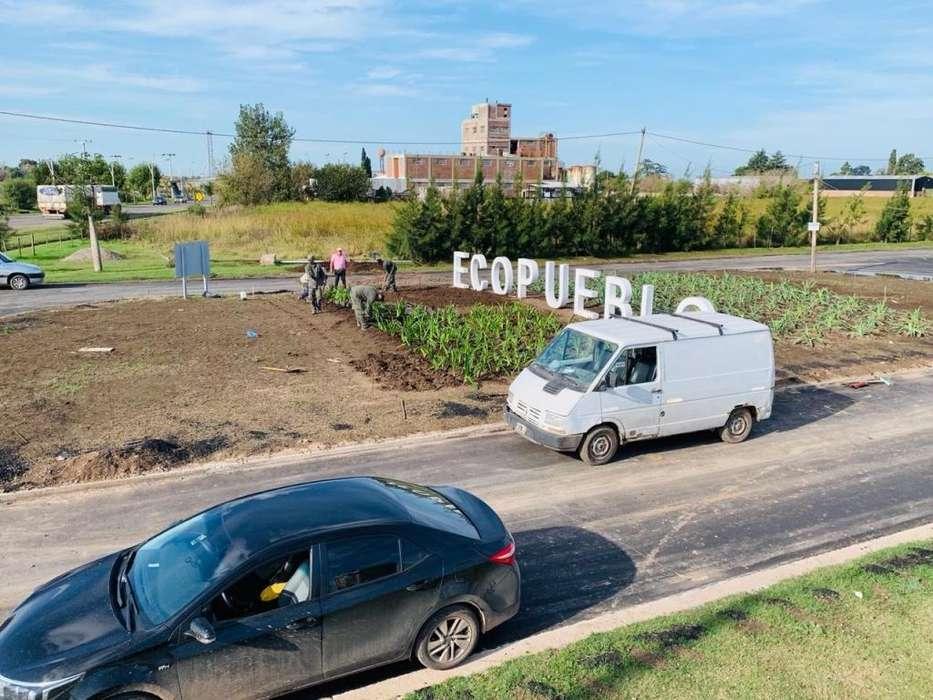 EcoPueblo - TERRENOS DESDE 243m2 - LOTES CON TODOS LOS SERVICOS - FINANCIACION