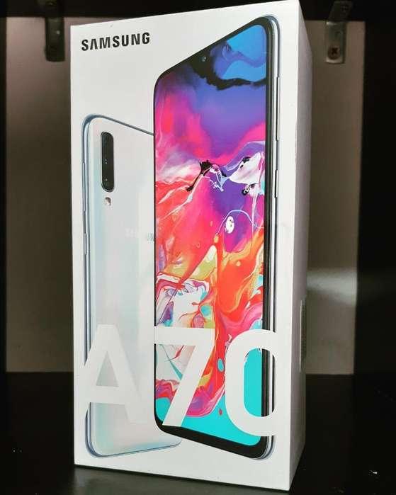 Samsung Galaxy A70 128gb Nuevos Garantia