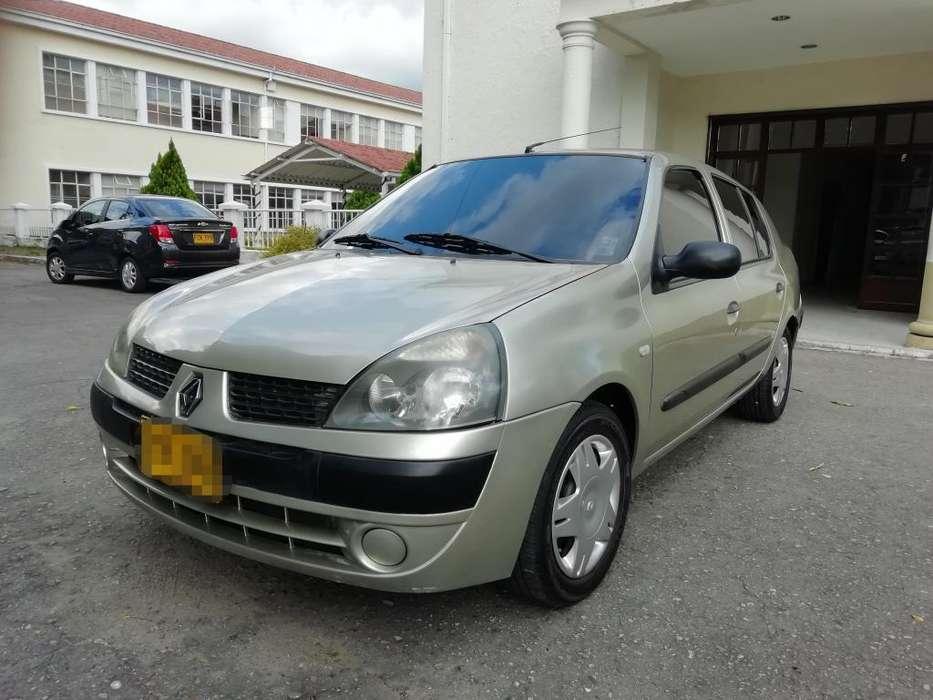 Renault Symbol 2007 - 112553 km