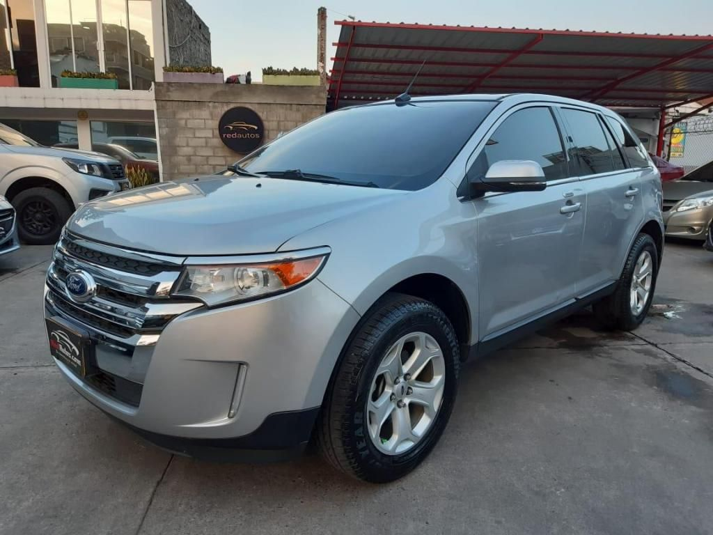 Ford Edge LIMITED FL Triptonico 3.5 2014
