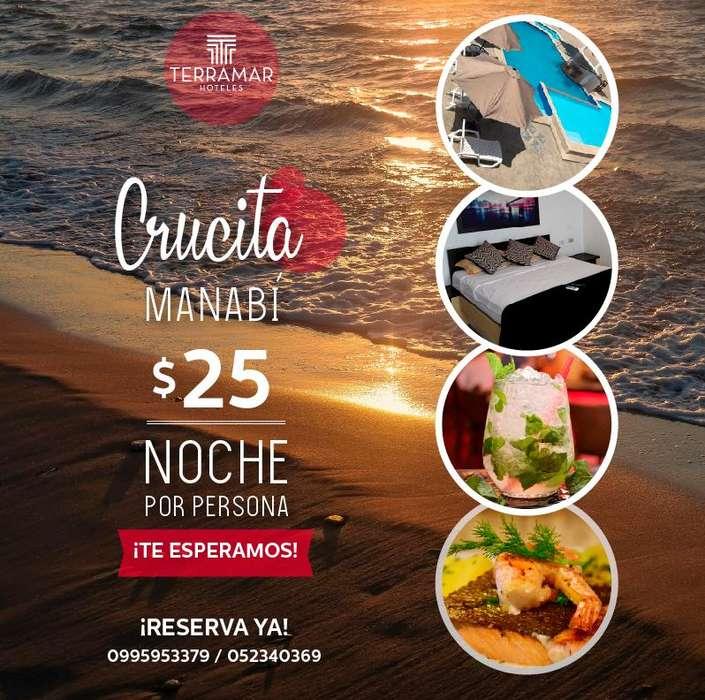 Hotel en Crucita Manabí