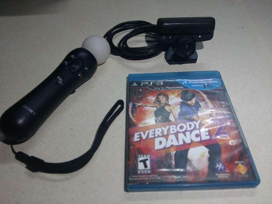 PS3 Kit Move Juego 1.500 (Precio Fijo - No acerco)