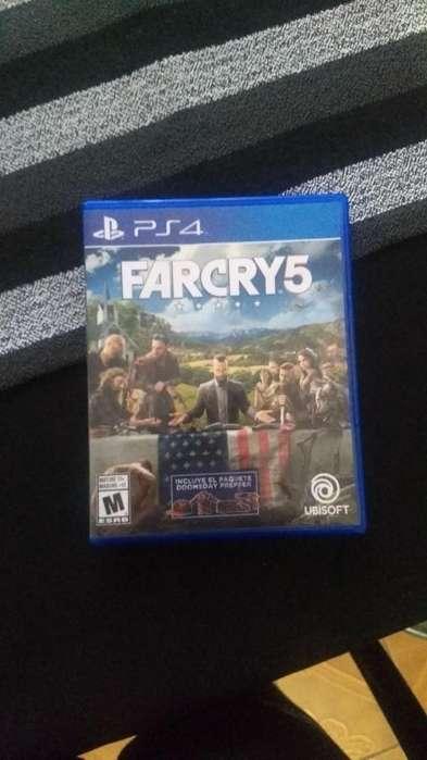 Farcry 5 Ps4 Fisico