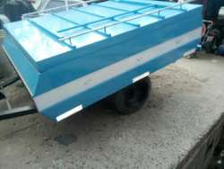 Vendo Permuto Trailer Carpa Impecable