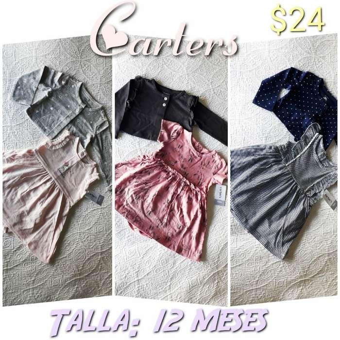 <strong>ropa</strong> Carters para Niñas de Oportunidad