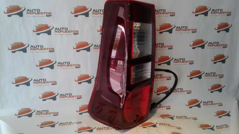 FARO POSTERIOR RH CHEVROLET DMAX AUTO<strong>repuestos</strong> MP GUAYAQUIL