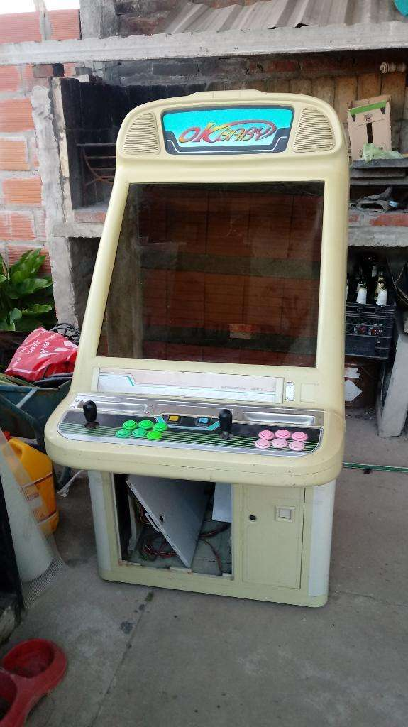 Arcade Ok Baby Multijuegos