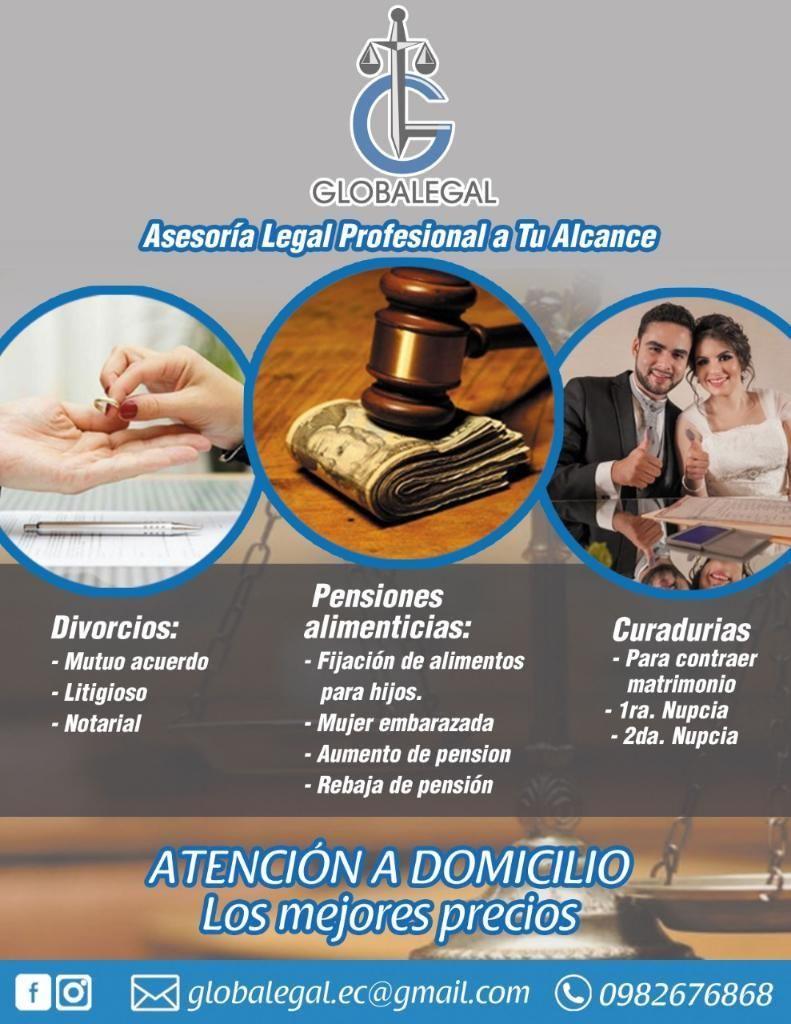 Divorcios Guayaquil Daule Milagro