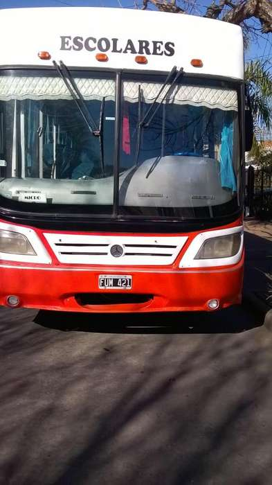 Micro Escolar Mercedes Benz 1417 2006 Al Dia Impecable